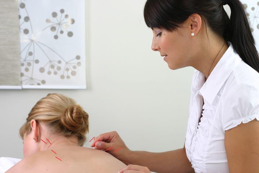 Leicht Abnehmen mit Akupunktur